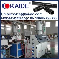 Quality hot selling low price inline cylinder drip irrigation pipe making machine production line extrusion plant equipment for sale