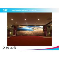 Buy cheap IP43 Indoor P4 SMD2121 Rental LED Display Screen Slim Cabinet AC 110V~220V from wholesalers