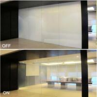 Buy cheap 4+4mm 5+5mm 6+6mm tempered laminated Switchable Transparent Glass prices from wholesalers