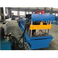 Buy cheap 0.4 - 0.6mm thickness Pre Engineering Building Forming Machine Press Step Type from wholesalers