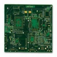 Wholesale Double-sided PCB with HASL Processing, 0.3mm Minimum Hole Diameter and 1.6mm Thickness of Board from china suppliers