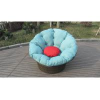 Wholesale rattan beach swivel chair from china suppliers