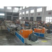 Wholesale Plastic WPC Foam Sheet Extrusion Line For Cabinet / Furniture Board , High Efficiency from china suppliers