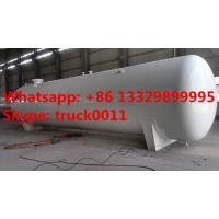 Wholesale 2017s bottom price 70,000Liters surface lpg gas storage tank for sale, wholesale best price 70m3 surface lpg gas tank from china suppliers