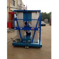Wholesale Telescopic Mobile Elevated Working Platforms 480kg Weight 1.98m Height from china suppliers