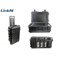 Wholesale Portable Briefcase COFDM Video Receiver With 4-Channel With 30A Battery 20Hours Working Time Real Time from china suppliers