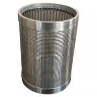 Wholesale V-wire wedge wire screen from china suppliers