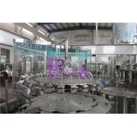 Wholesale 38mm Bottle Neck 24 Head Juice Filling Machine With Temperature Control from china suppliers