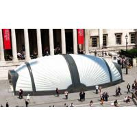 Wholesale Large Beetle White Inflatable Structure Building With Brand Printing For Event from china suppliers