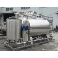 Buy cheap 7.5Kw Pump Power Mobile Cip Station For Solid Dosage Production Process from wholesalers