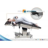 Wholesale Multifunction Latest Hospital Operation Table , Surgical Medical Table with Control Panel from china suppliers
