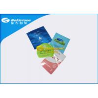Wholesale Advanced Appearance Face Mask Flexible Packaging Bags Blue / Pink / Green Color from china suppliers