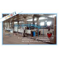 Wholesale PVC Loop Mat Making Machine / PVC Loop Carpet Production Line from china suppliers