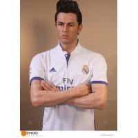 Wholesale Famous Lifesize Football Player Cristiano Ronald Wax Figure In Storage from china suppliers