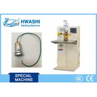 Wholesale Terminal Copper Wire Spot Welding Machine , Stainless Steel Spot Welder from china suppliers