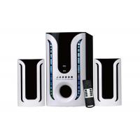 Wholesale 2.1 Hi-Fi Woofer Audio Wireless Home Theatre Speakers System With LED Light from china suppliers