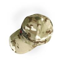 Wholesale Mens Outdoor Hiking Hat , Military Tactical Camo Baseball Cap With Printed Pattern from china suppliers