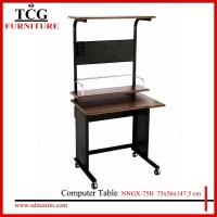 Wholesale TCG simple used office furniture computer table NNGX-75H from china suppliers