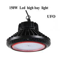 Buy cheap New Style IP65 UFO 150W LED High Bay Light , CE Rohs FCC 5 Years Warranty from wholesalers