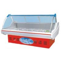 Wholesale 220V  Refrigeration Equipment R134a food showcase fridge freezer from china suppliers