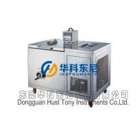 Wholesale Professional Winter Protection Cold-resistance Leather Testing Machine from china suppliers