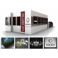 Wholesale Metal Plate And Steel Tubes Fiber Metal Laser Cutting Machine For Advertising Board from china suppliers
