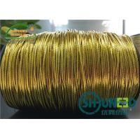 Wholesale Polyester Cotton Mixed Gold and Silver Elastic String Cord Thread from china suppliers