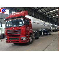 Wholesale CLW brand ASME standard 25tons bulk lpg gas trailer for sale, hot sale 25 metric tons lpg gas propane tank trailer from china suppliers
