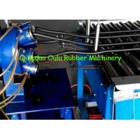 Quality durale rubber insulation pipe production line rubber foam machine for sale