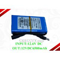 Wholesale Rechargeable UPS Power Bank Battery With 12.6/12V Inpu /Output Voltage 6500mah Li-Polymer from china suppliers