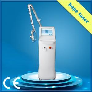 Quality Fractional Laser Vaginal Rejuvenation / Skin Rejuvenation Machine 100mj for sale