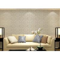 Wholesale Colorful luxury wallpaper for walls , Floral sticky back wallpaper house design from china suppliers