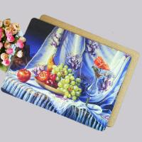 Wholesale Fashional MDF wooden placemats/Table Mat from china suppliers