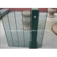 Wholesale 358 Welded Mesh Security Fencing from china suppliers