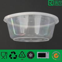 Buy cheap plastic food container 750ml from wholesalers