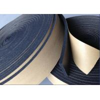 Wholesale W2 Black NBR Heat Insulation Tape Fire Proof Absorb High Frequencies OEM from china suppliers
