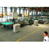 Wholesale 1300 mm Solar Straight Line Glass Edging Equipment With 6 Spindles Solid structure from china suppliers