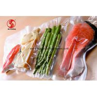 Wholesale Clear Space Saver Vacuum Seal Storage Bags , Moisture Proof Vacuum Food Storage Bags from china suppliers