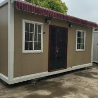 Quality Light Weight Structural Steel House Building Residential Construction Easy Installation for sale