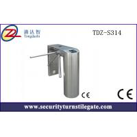 Wholesale Smart semi - automatic Subway Turnstile Entry Systems , 510mm Rod length from china suppliers