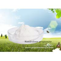 Wholesale Legit Nandrolone Steroid Propionate Bodybuilding Raw Powder For Muscle Building from china suppliers