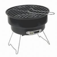 Wholesale 2-in-1 Ice Bag Charcoal BBQ Grill, Foldable from china suppliers
