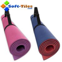Buy cheap TPE yoga mat 1830*310mm from wholesalers