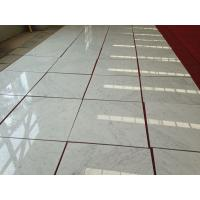 Wholesale White Cararra Marble Laminated Tiles/Composite Marble Tiles/White Marble Tiles from china suppliers