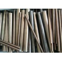 Wholesale Corrosion Resistent Round Alnico Bar Magnet , Relays Magnet from china suppliers