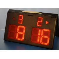 Wholesale Black Digital LED Tabletop Electronic Scoreboard For Scoring Pingpong from china suppliers