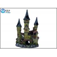 Wholesale Castle Villa Aquarium Fish Tank Ornaments And Decorative Landscaping from china suppliers