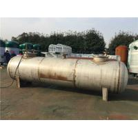 Wholesale Frosting / Polishing Removing Underground Oil Storage Tanks For Gas Station / Household from china suppliers