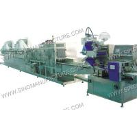 Wholesale Wet Napkin And Tissue Napkin Machines from china suppliers
