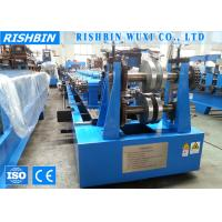 Wholesale Automatic Control Galvanised Cee Zee Purlin Roll Forming Machines for C Z Purlin from china suppliers
